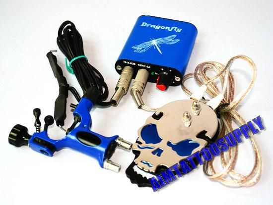 New dragonfly tattoo machine kit,tattoo machine kit