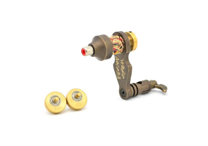 Wuko Brand New Retro CNC Brass Rotary Tattoo Machine,Wuko Brand New ...