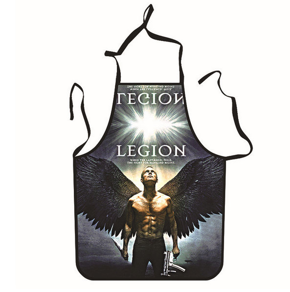 Wing Legion Unique Tattoo Apron