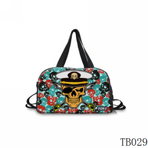 Tattoo-style Handbag For Artist