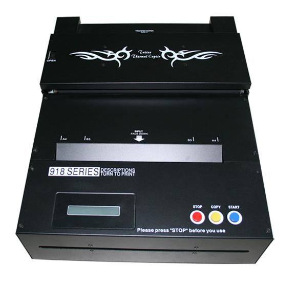 Thermal copier machine for Temporary tattoo printer