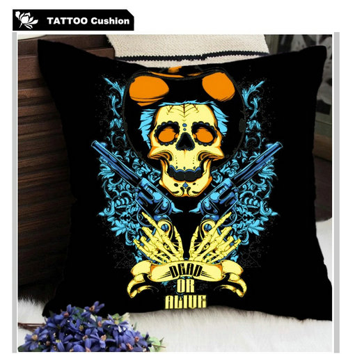 Tattoo Cushion