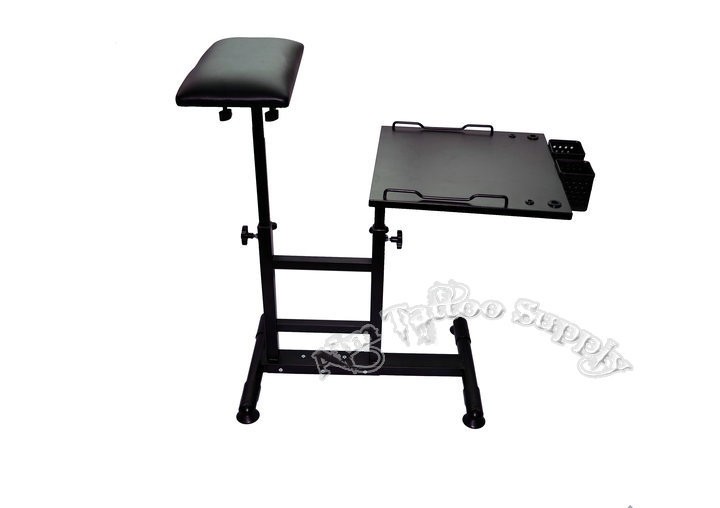 New Portable Tattoo Working Table With Arm Rest New