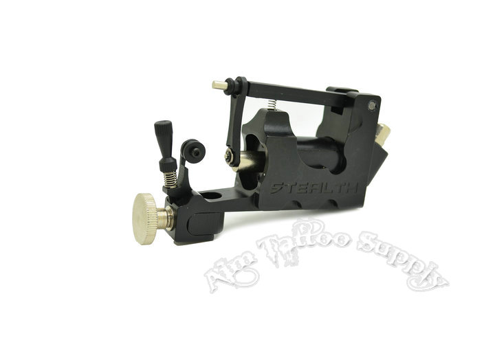 Professional stealth iii series rotary tattoo machine for Stealth tattoo machine
