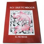Koi Sketch Book