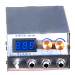 New stainless steel tattoo power supply