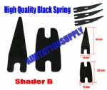 High Quality Black Spring Shader B