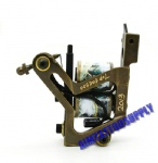 Handmade CNC BRASS TATTOO MACHINE