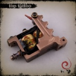 New handmade Brass Tattoo Machine