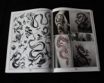 New fashion flower tattoo book11