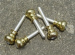 New Silver Tattoo Machine Contact Screw