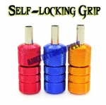 New aluminium self-locking tattoo grip 22MM