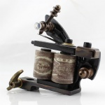 Brass Tattoo Machine