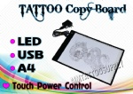 New USB tattoo tracing board A4
