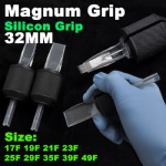 New Silicon Tattoo Magnum Grip Soft 32MM