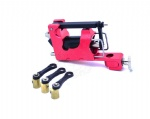 New Stealth II Rotary Tattoo Machines Red