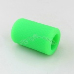 Green Soft Silicone Tattoo Grip Cover