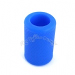 Blue Soft Silicone Tattoo Grip Cover