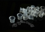 Clear Tattoo Ink Cups With New Professional Package L 400pcs/bag