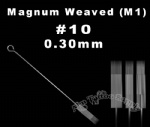 #10 Magnum tattoo needles