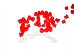 New Design OEM  Packing  Red Tattoo Ink Cup Small Size