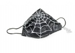 Professional tattoos activated carbon masks spider web design