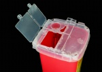 Contaminated Sharps Container