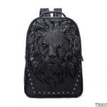 Unique Black Leopard Tattoo Bag