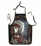 American Indians Unique Tattoo Apron