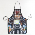 Motorcycles Men Unique Tattoo Apron