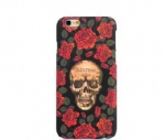 Skull Tattoo Mobile Phone Shell