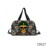 Tattoo Collection Skull Tote Bag
