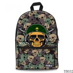 Skull Tattoo Artist Backpack
