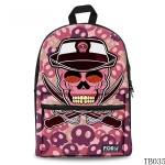 Unique Skull Tattoo Artist Backpack