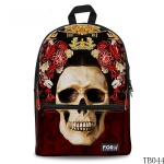 Skull Tattoo Bag For Artist
