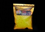 Gold Packing Clear Yellow Tattoo Ink Cup Medium Size
